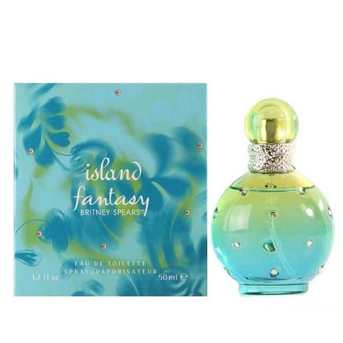 Britney Spears - Britney Spears Island Fantasy Edt Kadın Parfüm 50 ml