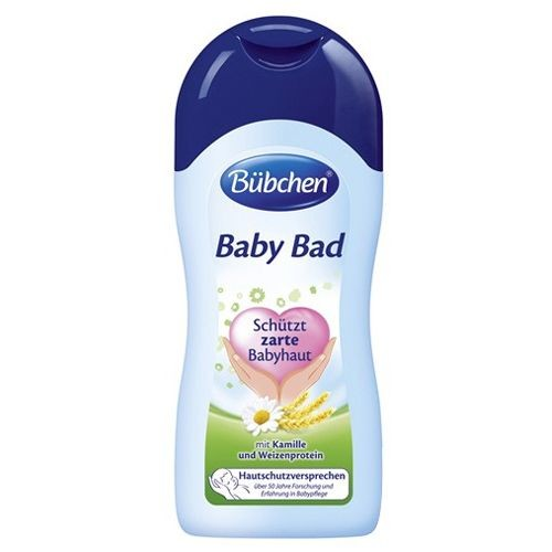 Bübchen - Bübchen Baby Bad Bebek Banyo Köpüğü 1000ml
