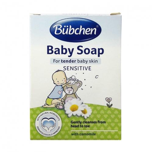 Bübchen - Bübchen Baby Soap Bebek Sabunu 125gr
