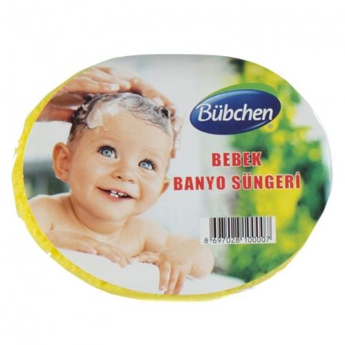 Bübchen - Bübchen Bebek Banyo Süngeri