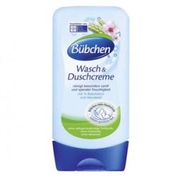 Bübchen - Bübchen Nemlendirici Süt İçerikli Duş Kremi 300ml.