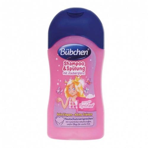 Bübchen - Bübchen Şampuan Bakım Balsamı Prenses Rosalea 50 ml