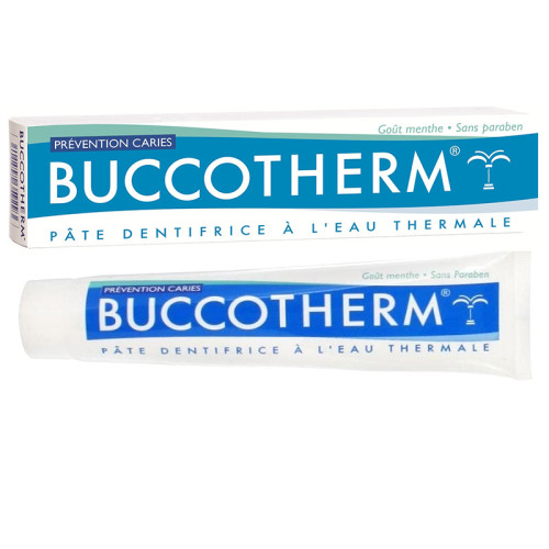 Buccotherm - Buccotherm Diş Macunu 75ml