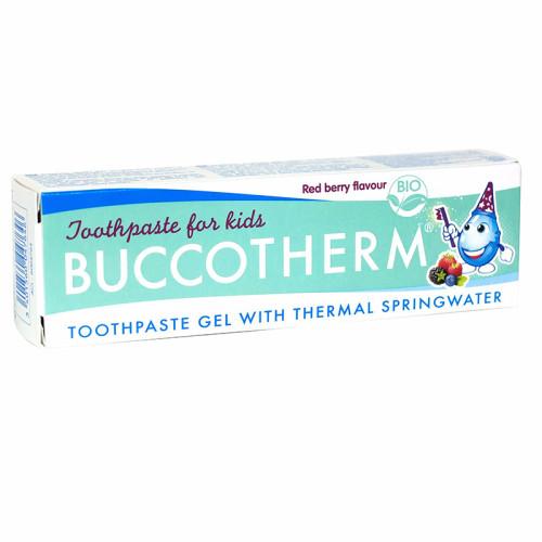 Buccotherm - Buccotherm Meyveli Diş Macunu 50ml