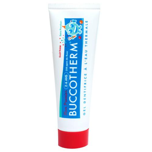 Buccotherm - Buccotherm My First 2-6 Yaş Arası Çilekli Diş Macunu 50ml