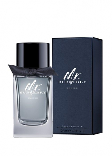 Burberry - Burberry Mr. Burberry Indigo EDT 100 ml Erkek Parfüm