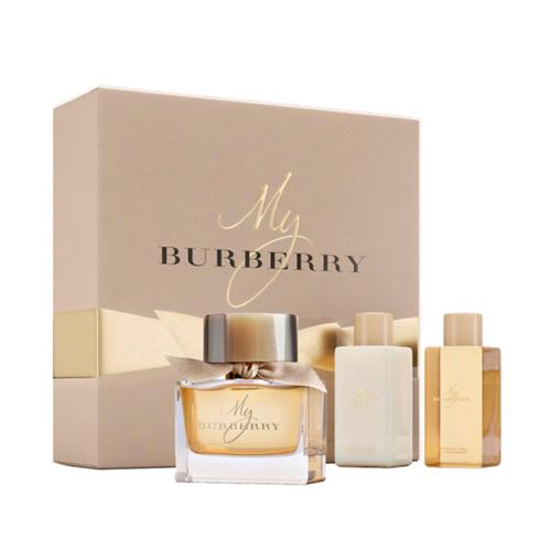 Burberry - Burberry My Burberry EDP Kadın Parfüm Seti