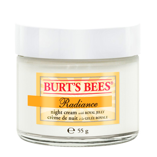 Burts Bees - Burt′s Bees Radiance Night Cream With Royal Jelly 55g