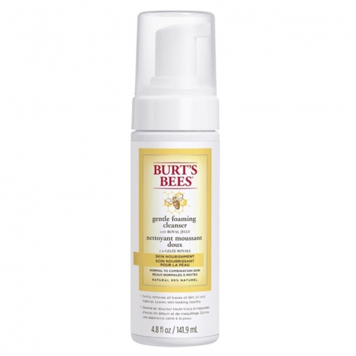 Burts Bees - Burt's Bees Skin Nourishment Gentle Foaming Cleanser 141.6ml