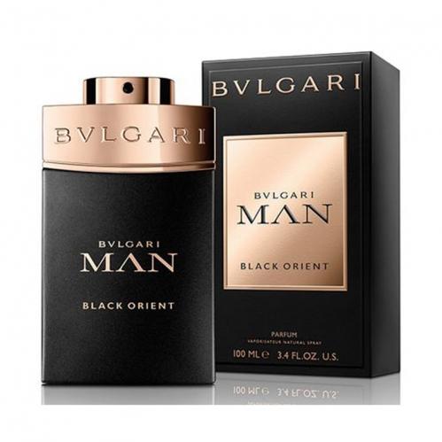 Bvlgari - Bvlgari Man Black Orient Parfüm EDP 100 ml Erkek Parfüm