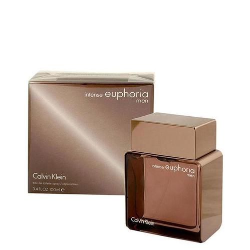 Calvin Klein - Calvin Klein Euphoria Man Intense EDT Erkek Parfüm 100 ml