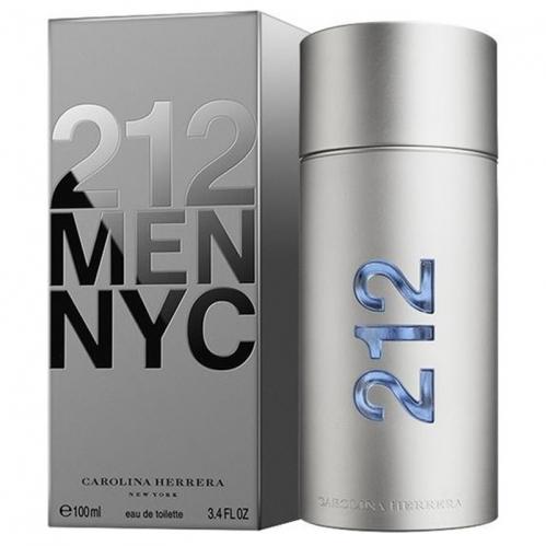 Carolina Herrera - Carolina Herrera 212 Men Edt 100 ml Erkek Parfümü