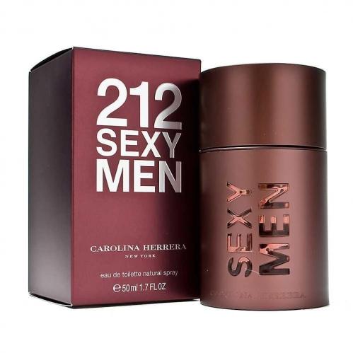 Carolina Herrera - Carolina Herrera 212 Sexy Men Edt Erkek Parfüm 50 ml