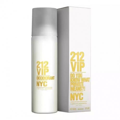 Carolina Herrera - Carolina Herrera 212 Vip 150 ml Kadın Deodorant