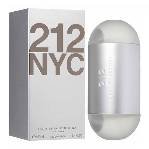 Carolina Herrera - Carolina Herrera 212 Edt Kadın Parfümü 100 ml