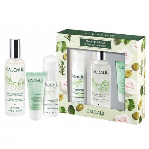 Caudalie - Caudalie Beauty Elixir Set YENİ