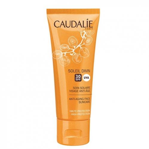 Caudalie - Caudalie Soleil Divin Spf30 Güneş Koruyucu Bakım Kremi 40ml