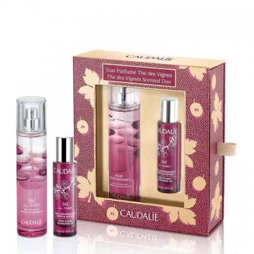 Caudalie The Des Vignes Parfum Duo SET