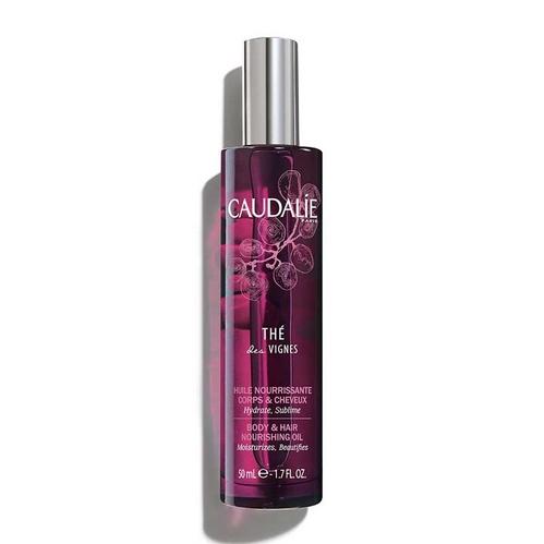 Caudalie - Caudalie The Des Vignes Vücut Saç Bakım Yağı 50 ml