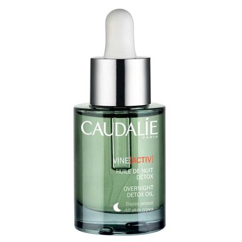 Caudalie - Caudalie Vineactiv Detoks Etkili Gece Bakım Yağı 30 ml