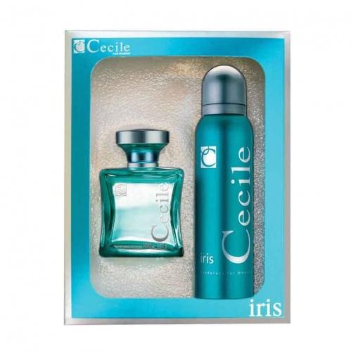 Cecile - Cecile İris Parfüm ve Deodorant Seti