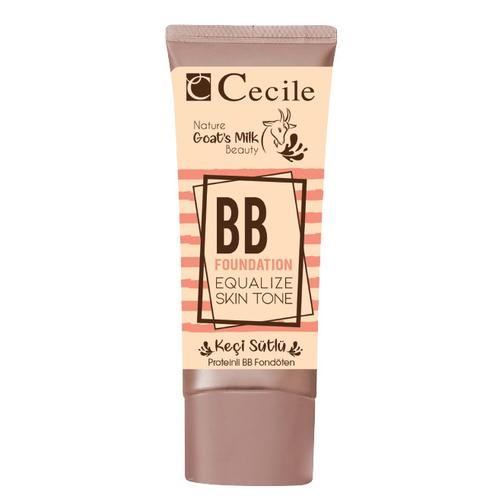 Cecile - Cecile Keçi Sütlü BB Foundation