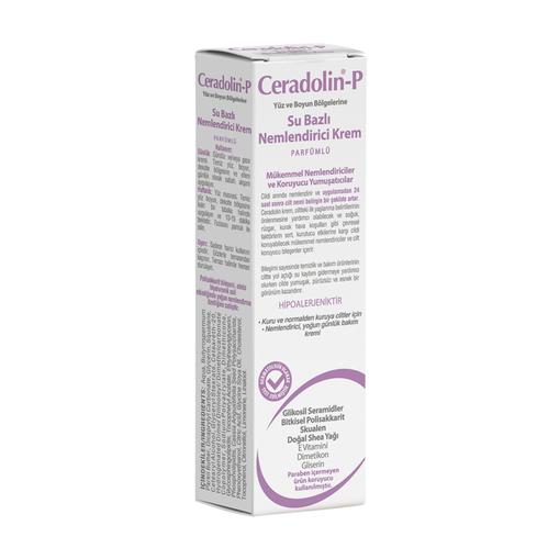 Dermadolin - Ceradolin P Nemlendirici Krem 40ml