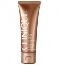 Clinique - Clinique Self Sun Face Tinted Lotion 50ml