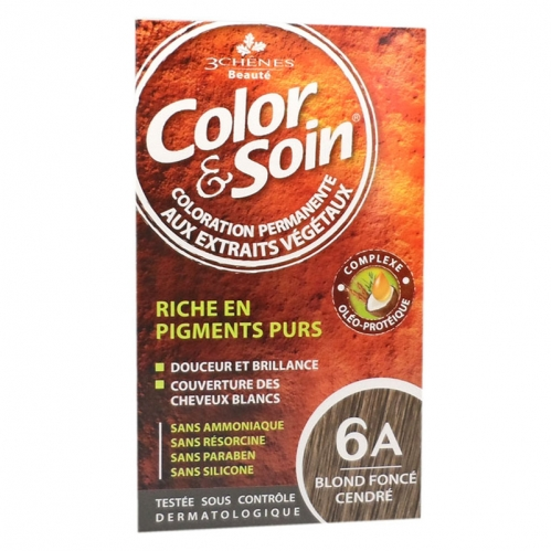 Color&Soin - Color&Soin 6A Dark Ash Blond