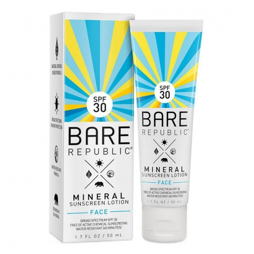 Coola - Coola Bare Republic Mineral Sunscreen Face Spf 30 50ml