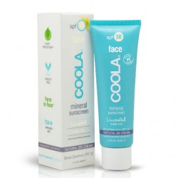 Coola - Coola Mineral Sunscreen Unscented Face SPF 30 Mineral BB Cream 50 ml