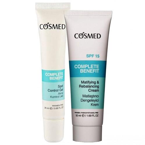 Cosmed - Cosmed Akneye Eğilim Gösteren Bakım Kiti