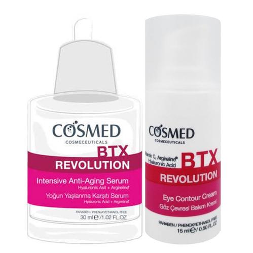 Cosmed - Cosmed Anti Age Göz Bakım Seti