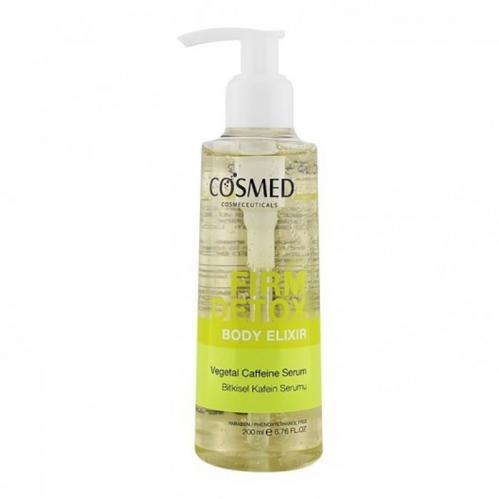 Cosmed - Cosmed Vegental Caffeine Serum 200 ml | Bitkisel Kafein Serumu