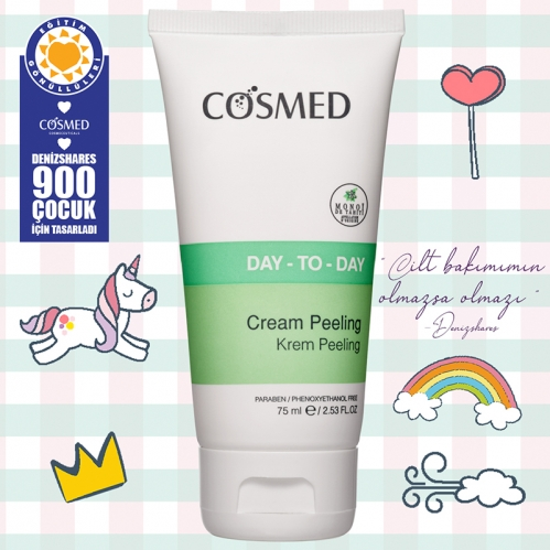 Cosmed - Cosmed Day To Day Krem Peeling 75ml-