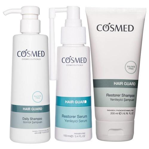 Cosmed - Cosmed Dökülme Karşıtı Komple Bakım Seti