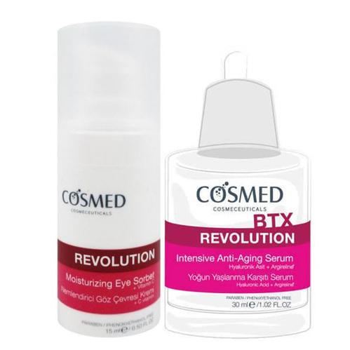 Cosmed - Cosmed Göz Çevresi Bakım Seti