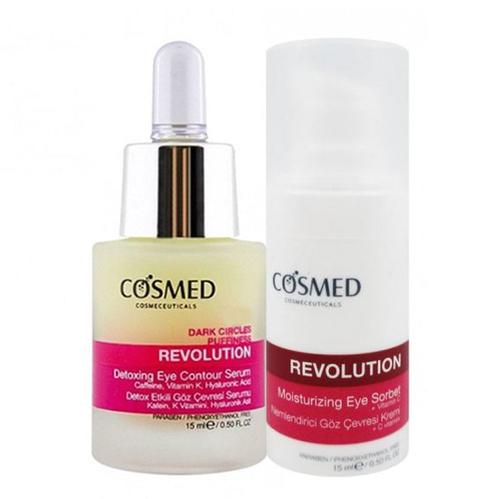 Cosmed - Cosmed Göz Çevresi Detox Seti