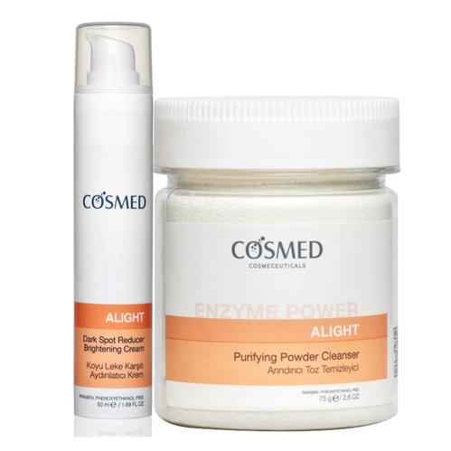 Cosmed - Cosmed İkili Leke Karşıtı Bakım Seti