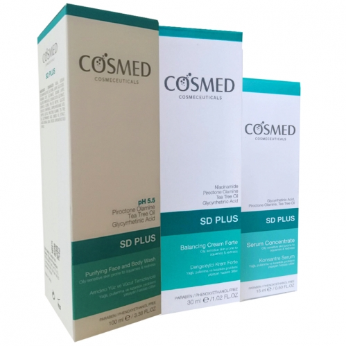 Cosmed - Cosmed SD Plus Set