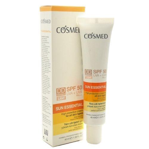 Cosmed - Cosmed Sun Essential Spf50+ DD Cream (LIGHT) 40 ml