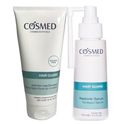 Cosmed - Cosmed Yenileyici Saç Bakım Seti
