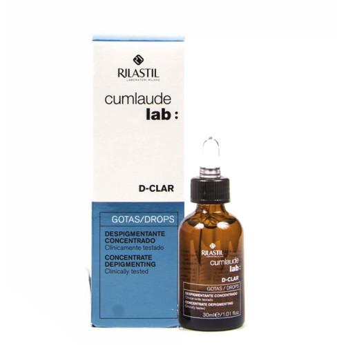 Cumlaude Lab ürünleri - Cumlaude Lab D-Clar Gotas/Drops Serum 30ml