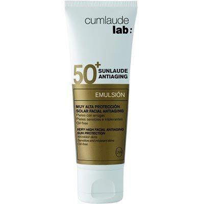 Cumlaude Lab - Cumlaude Lab Sunlaude Antiaging Emülsiyon Spf50 50ml