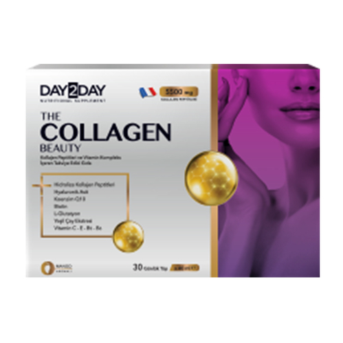 Day2Day - Day2Day The Collagen Beauty 30 Günlük Tüp - 40 ml