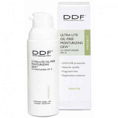 DDF - DDF Ultra Lite Oil Free Moisturising Dew SPF15 50ml