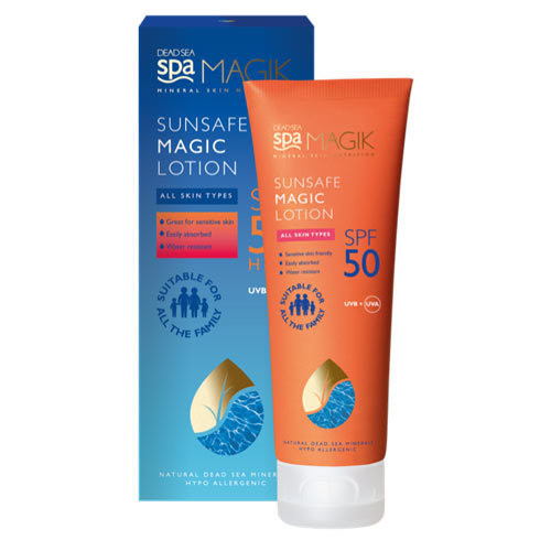 Dead Sea Spa Magik - Dead Sea Spa Magik Sunsafe Magic Losyon Spf50 75ml