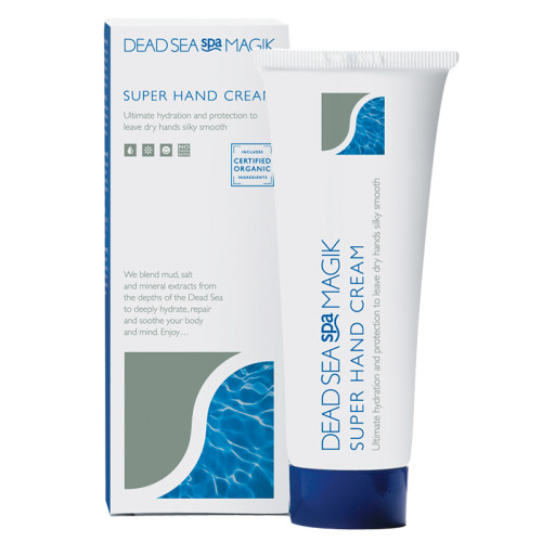 Dead Sea Spa Magik - Dead Sea Spa Magik Super Hand Cream 75ml