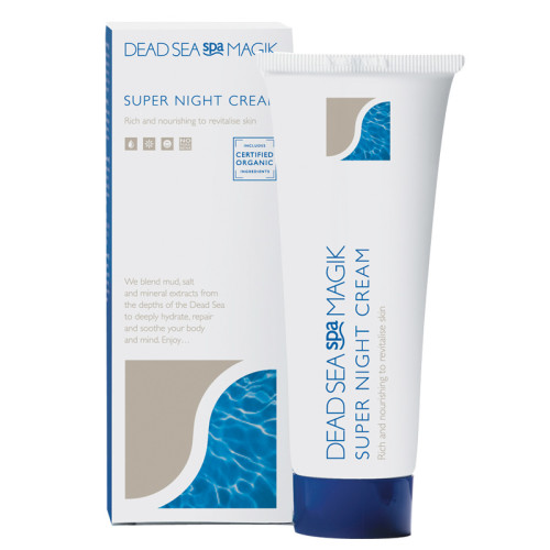 Dead Sea Spa Magik - Dead Sea Spa Magik Super Night Cream 75ml