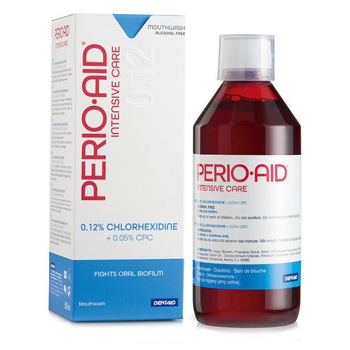 Dentaid - Dentaid Perio·Aid Intensive Care Ağız Çalkalama Suyu 500 ml - N32191